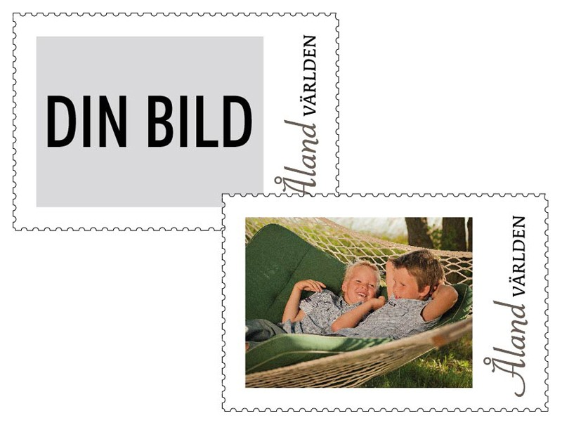 Create your own stamps for Post office design your own stamps