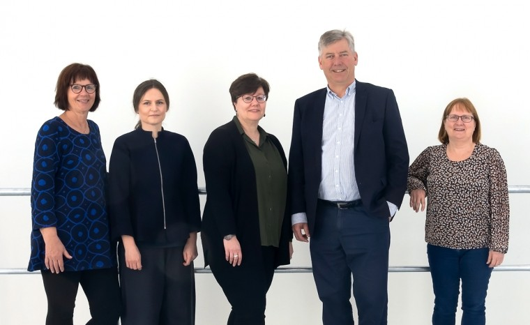 The stamp committee of Åland Post 2021